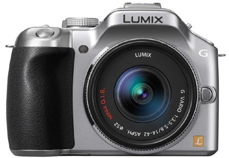 Panasonic Lumix DMC-G5 poprvé v ruce