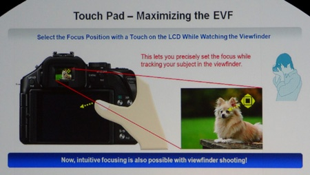 Panasonic Lumix G5 - výborná variabilita ovládání