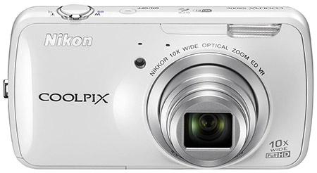 Nikon CoolpixS800c