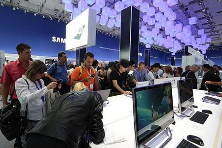 Samsung IFA 2012: počítače, notebooky, tablety