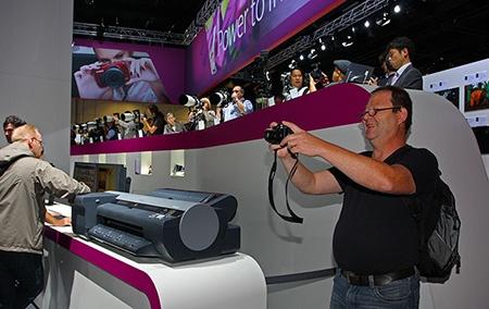 Photokina 2012: Canon