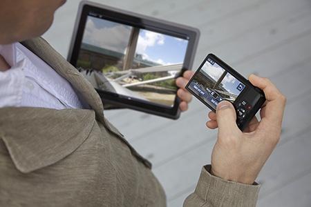 Canon PowerShot S110 - Wi-Fi konektivita