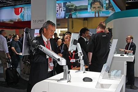 Photokina 2012: Canon SELPHY CP900, kompaktní přístroje a Wi-Fi konektivita