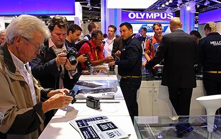 Photokina 2012 - Olympus kompaktní fotoaparáty