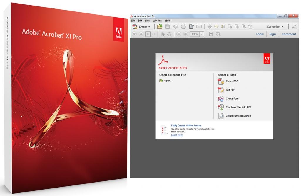 Crack Adobe Acrobat Xi Pro