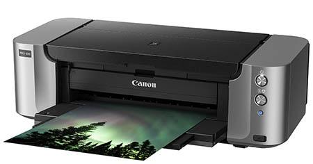 Canon PIXMA PRO-100 - tisk