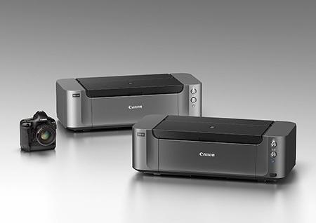 Canon: nové tiskárny PIXMA PRO-10 a 100
