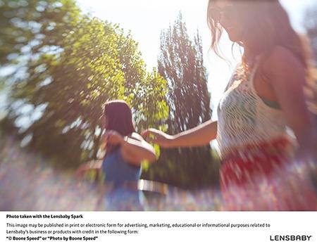 Lensbaby Spark: Boone Speed Portrait