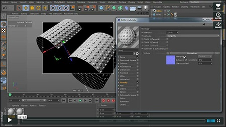 CINEMA 4D R14 – 08B – shader Normalizer