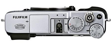 Fujifilm X-E1 shora