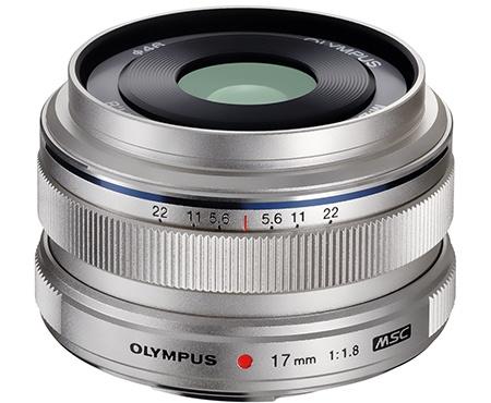 M.Zuiko Digital ED 17 mm 1:1,8 MSC