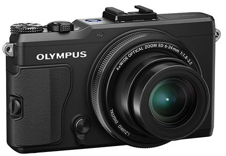 Olympus Stylus XZ-2 iHS
