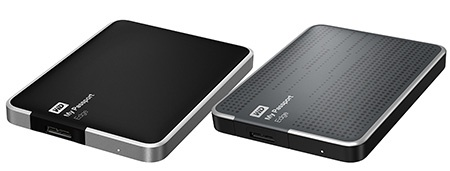 Western Digital My Passport Edge s USB 3.0
