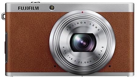 Fujifilm XF1 světle hnědý
