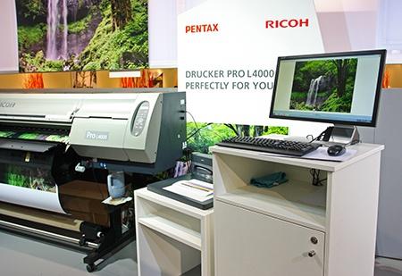 Pentax Ricoh Imaging: Photokina 2012 - I