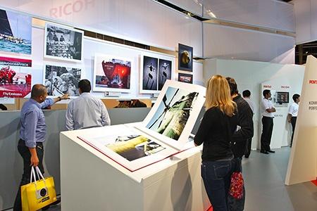 Pentax Ricoh Imaging: Photokina 2012 - IV