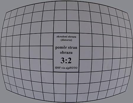 Canon EF 8–15 mm 1:4L Fisheye USM - zkušební snímek