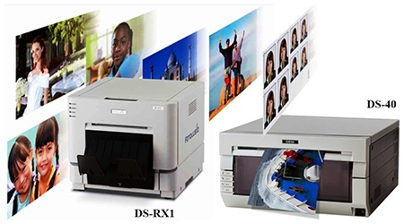 FOMEI: tiskárny DNP DS-RX1 a DS40