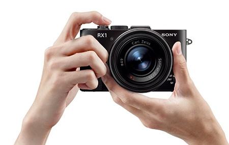 Sony Cyber-shot DSC-RX1 poprvé v ruce