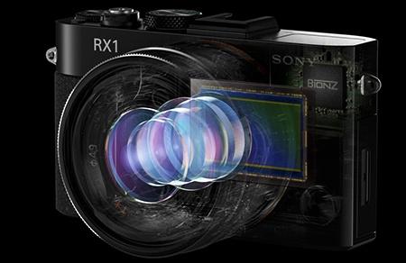 Sony Cyber-shot RX1 - základní systémy