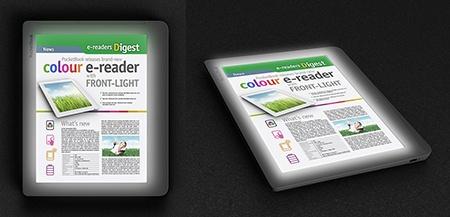 PocketBook: barevná čtečka e-knih s technologií E Ink a nasvícením