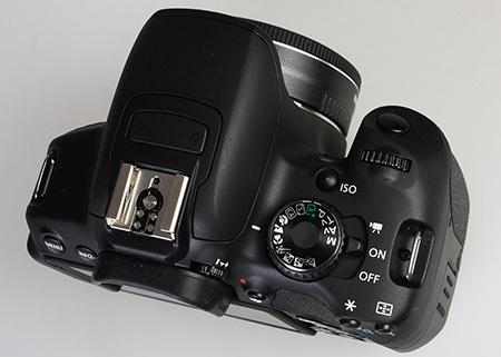 Canon EOS 650D - shora