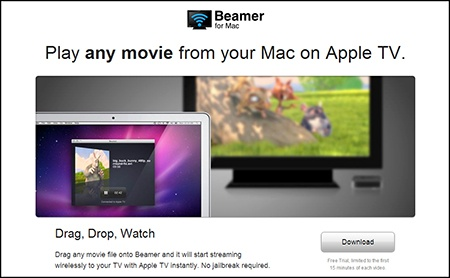 Beamer for Mac