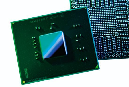 Serverový procesor SoC Intel Atom S1200