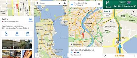Google maps pro iOS6 jsou od dnešního dne k dispozici v AppStoru