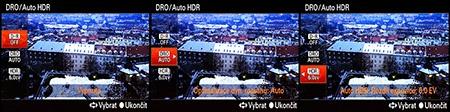 LCD: DRO a HDRI