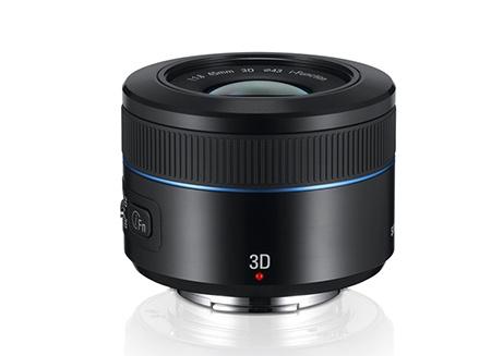 Samsung 45 mm 1:1,8 2D/3D