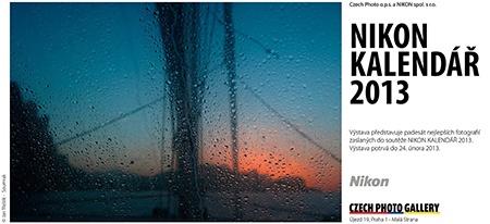 Czech Photo Gallery: Nikon kalendář 2013