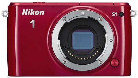 Nikon 1 S1 - bajonet