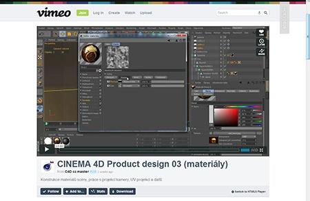CINEMA 4D - pytlik na bonbony II - II