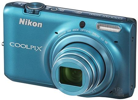 Nikon Coolpix S6500 s Wi-Fi