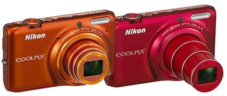 Nikon Coolpix S6500 - zoom
