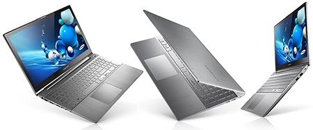 Samsung: nové notebooky z CES´13