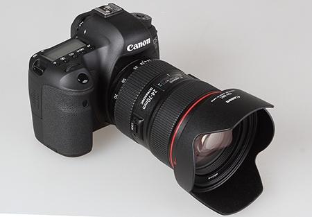 Canon EOS 6D v testu