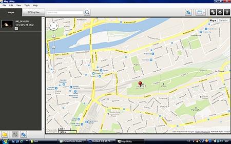 Canon Map Utility 1.4