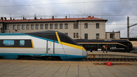 vlak VIII