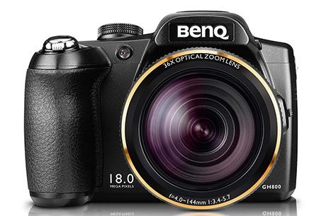 BenQ GH800 zepředu