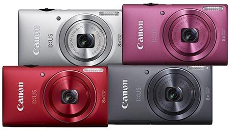 Canon IXUS 140 s Wi-Fi