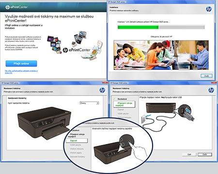 ovladače/instalace/nastavení