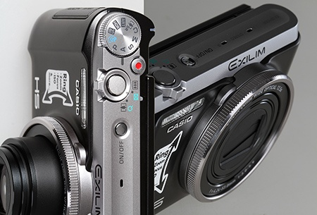 Casio Exilim EX-ZR1000 - detaily