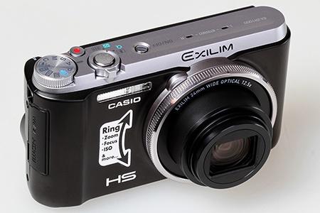 Casio Exilim EX-ZR1000 v testu
