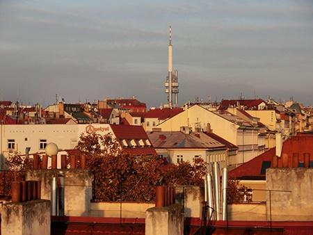 Městská krajina IV