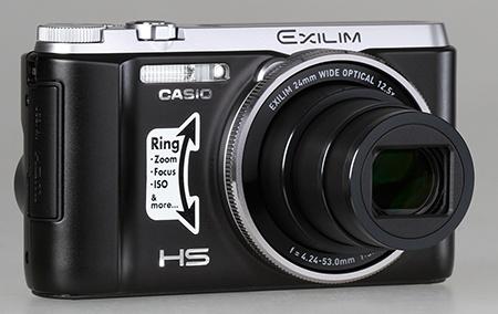 Casio Exilim EX-ZR1000 - zoom