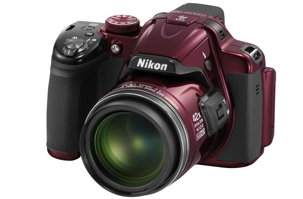 Фотоаппарат nikon p520 3