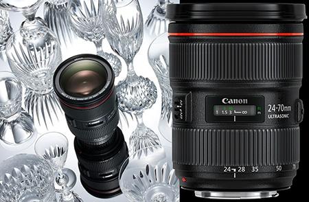 Canon EF 24–70 mm 1:2,8L II USM - ilustrace