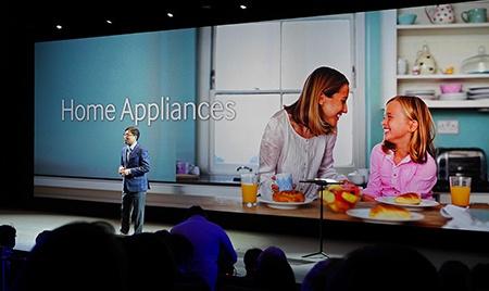 Samsung Forum 2013 - vybavení moderní domácnosti od A do Z